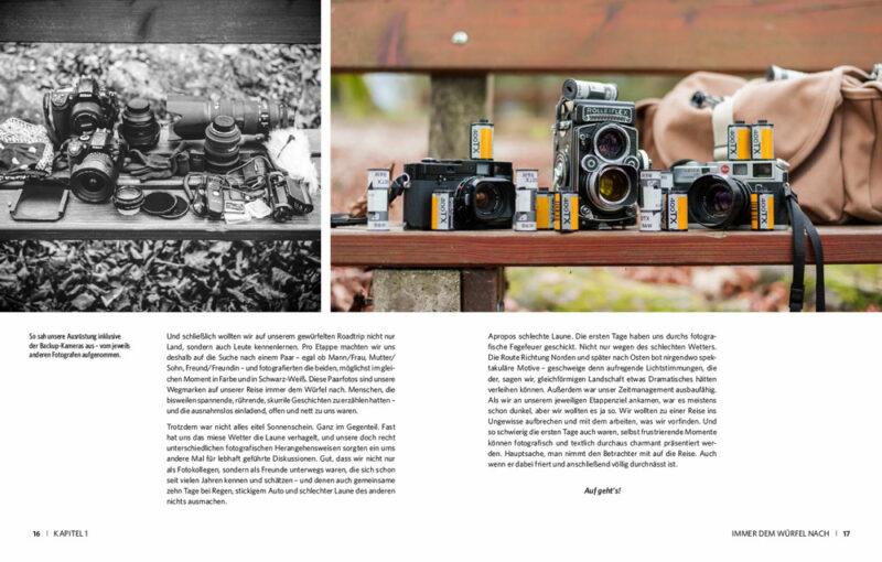 Reise und Reportage - Fotoequipment derAutoren - Franzis Verlag