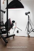 Making Of Stativ für Fotos - Dieser Artikel hat über einen Tag Erstellung in Anspruch genommen.