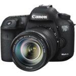 Canon EOS 7D Mark II APS-C Sensor