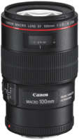 Canon EF 100mm 1:2,8L Macro IS USM
