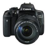 Canon EOS 750D APS-C Sensor