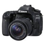 Canon EOS 80D APS-C Sensor