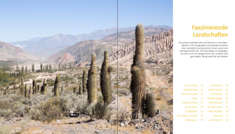 Genres - Fotografieren auf Reisen