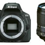Nikon D5500 Spiegelreflexkamera