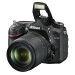 Nikon D7200 DX-format APS-Sensor