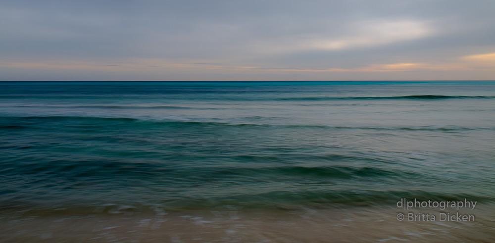 Der künstlerische Strand