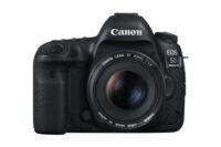 EOS 5D Mark IV von vorne mit F 50mm - Soll ich die Canon 5D Mark IV jetzt kaufen?