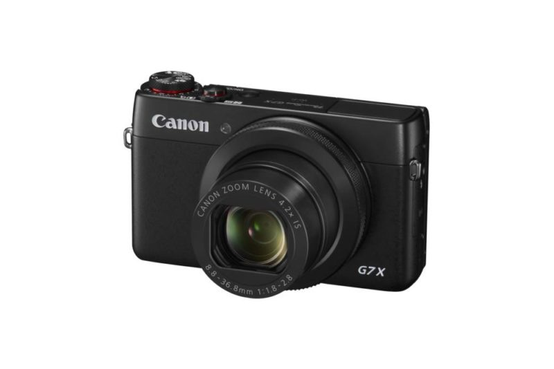 Powershot G7X - Model 2014