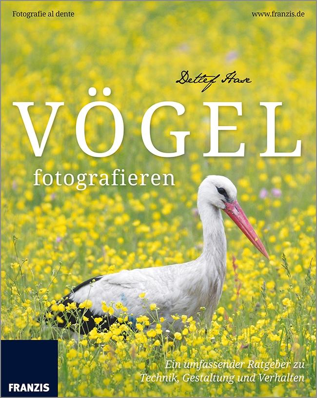 Vögel Fotografieren - Buch Franzis Verlag - vorgestellt