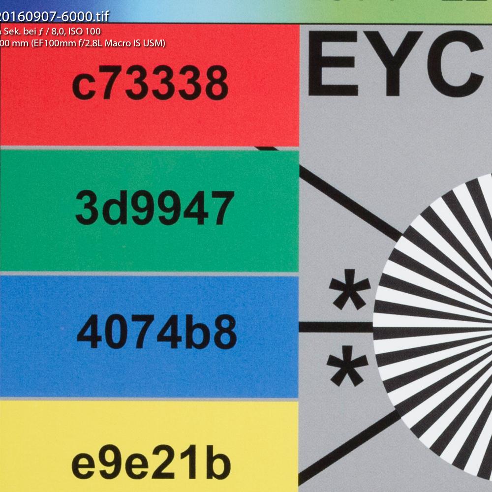 Foto mit ISO 100 - Bildrauschen Fehlanzeige