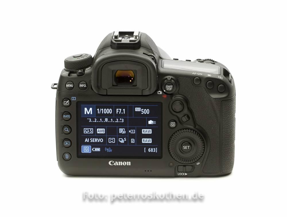 Erfahrungsbericht Canon EOS 5D Mark IV Spiegelreflex