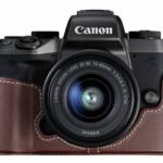 Neue Canon EOS M5 – elektronischer Sucher in Systemkamera