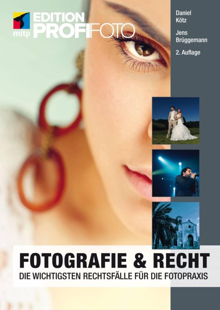 Fotografie und Recht - Buchrezension