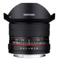 Samyang 12mm F2.8 Objektiv