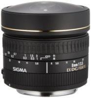 Sigma 8 mm F3,5 EX DG Zirkular Fisheye-Objektiv