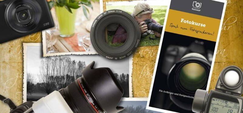 Fotokurs Anfänger - Fotografie Individualkurse für Einsteiger