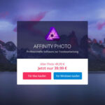 Affinity Photo Version 1.5 – Der Photoshop Lightroom Killer?