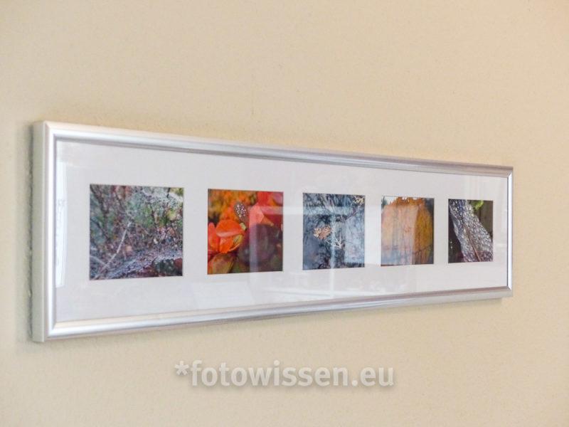 Fotos von Juise im Rahmen im Kinderzimmer
