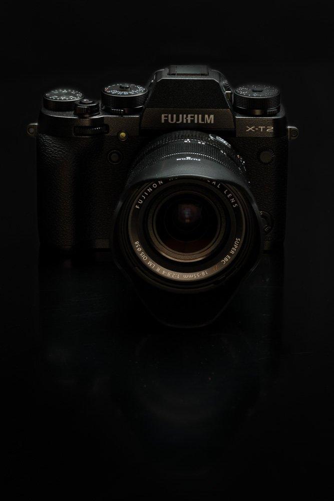 Fujifilm ist Canon-Killer / Nikon-Killer