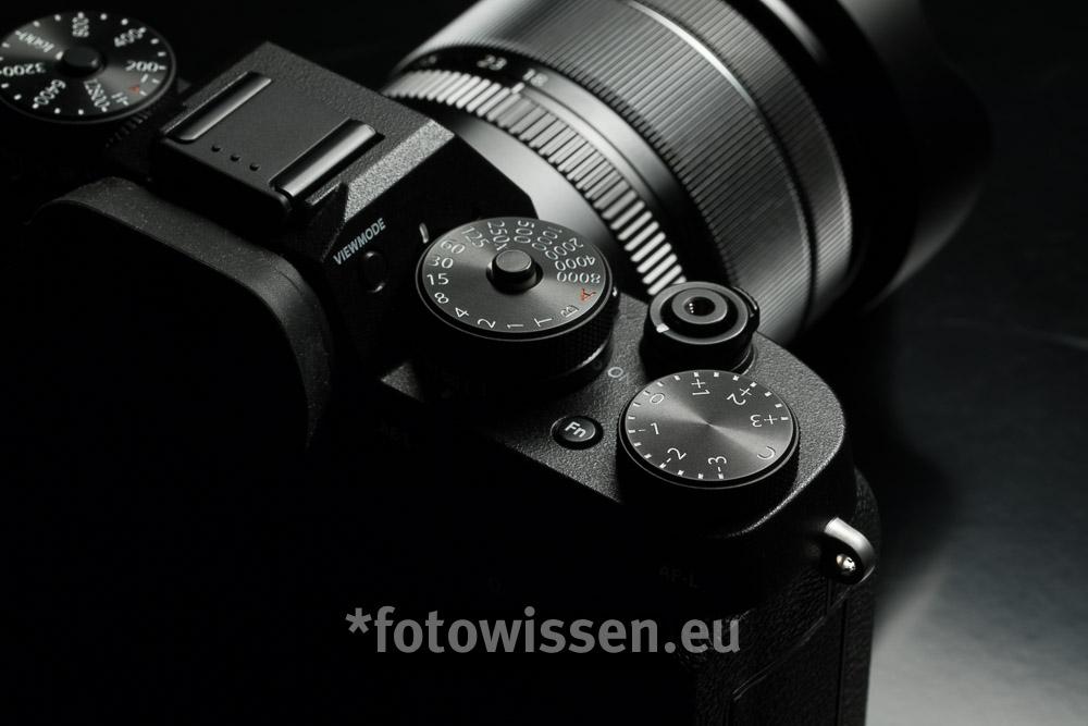 Fujifilm X-T2 spiegellose Systemkamera