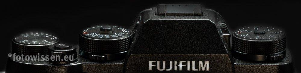 Fujifilm Kameras und Objektive