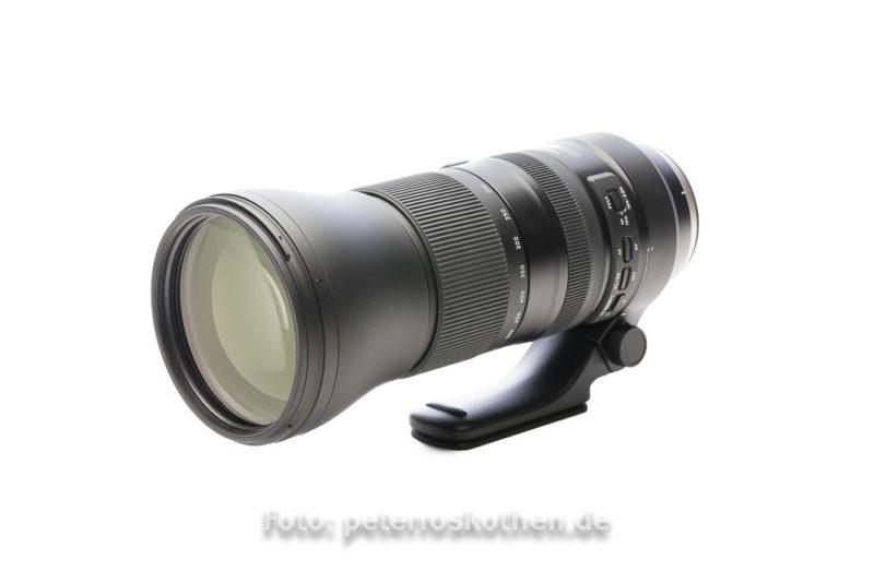 Neue Tamron SP 150-600mm F/5-6.3 DI VC USD G2 verbessert - Version 2