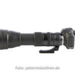 Tamron 150-600 G2 mit Canon EOS 7D II