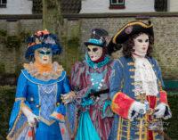 Venezianischer Karneval in Brügge, dem Venedig des Nordens - *fotowissen on tour