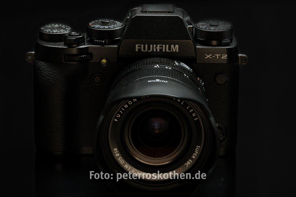 Fujifilm XT2 DSLM Spiegellose Systemkamera