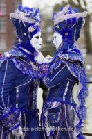 Masken, Karneval in Brügge, Kostüme, Venezianischer Karneval des Nordens