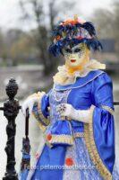 Masken, Karneval in Brügge, Kostüme, Venezianischer Karneval d