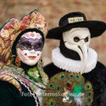 Venezianischer Karneval in Brügge, dem Venedig des Nordens – *on tour