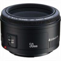 Canon EF 50mm 1:1.8 II Objektiv (52 mm Filtergewinde)