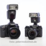 Kamera Systemwechsel – Fujifilm versus Canon und Nikon