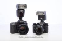 Kamera Systemwechsel - Fujifilm versus Canon und Nikon