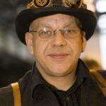 Journalist und Steampunk Klaus Dicken