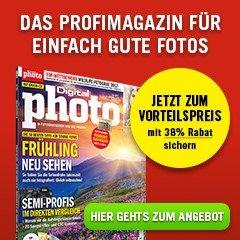 Digitalphoto 38 Prozent Angebot - Vorteilspreis für Fotografen