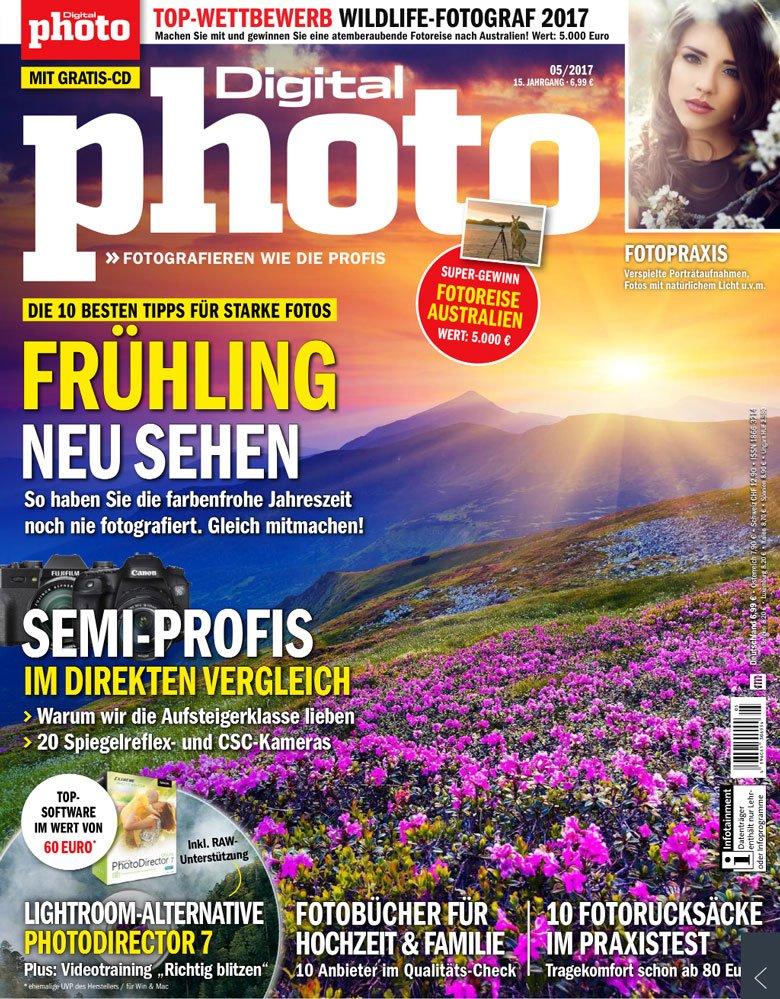 DigitalPhoto Magazin Fotografie - Geschenk Empfehlung