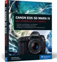 Canon EOS 5D Mark IV Handbuch zur Kamera