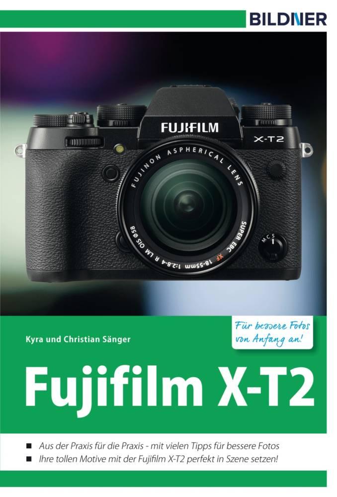 Buch Fujifilm X-T2 - Bildner Verlag