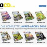falkemedia Fotobundle 2017 – Jahresarchiv Digitalphoto 2016 plus Software