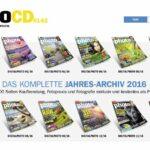 falkemedia Fotobundle 2017 – Jahresarchiv Digitalphoto 2016 plus Software