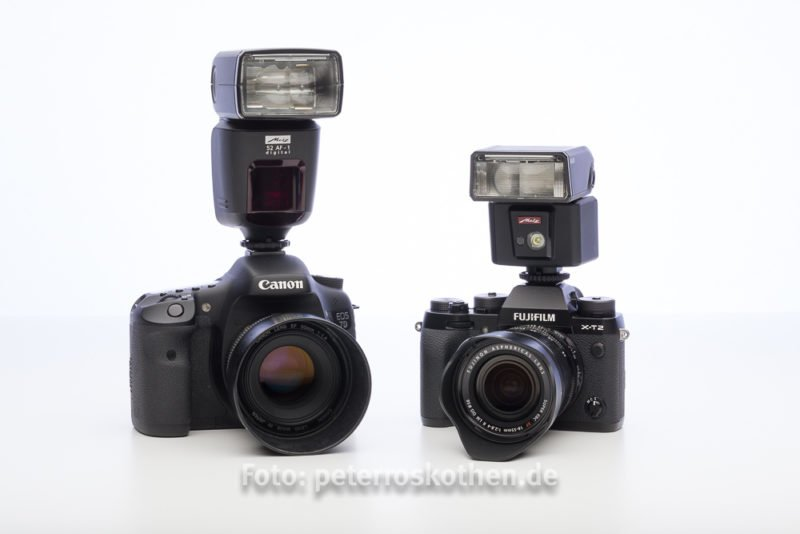 Kamera Systemwechsel von Canon oder Nikon auf Fujifilm?