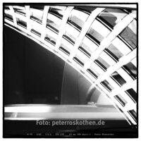 Strassenfotografie Düsseldorf - Bearbeitet mit SilverEfexPro2