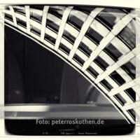 Strassenfotografie Düsseldorf - Bearbeitet mit Black&White Projects von Franzis