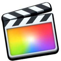 Videoschnittsoftware Final Cut Pro von Apple