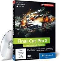 Final Cut Pro X - Das umfassende Training - Video Rheinwerk Verlag