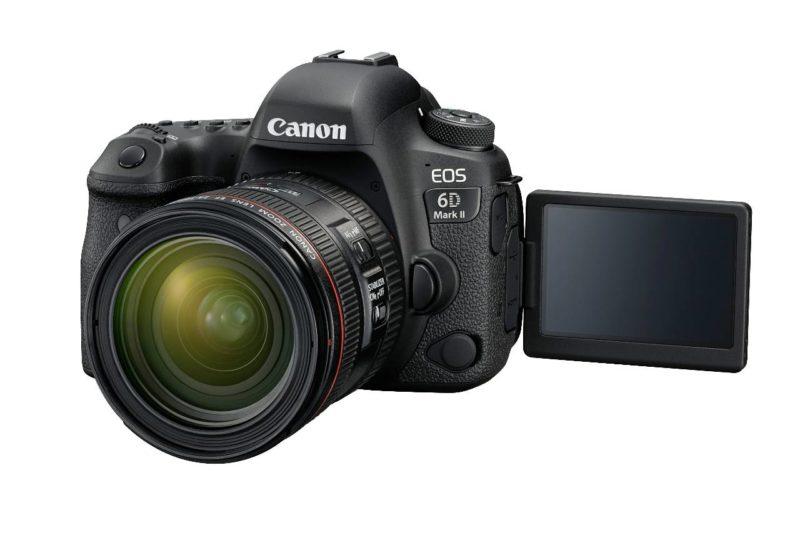 Canon EOS 6D Mark II - Einstieg ins Vollformat