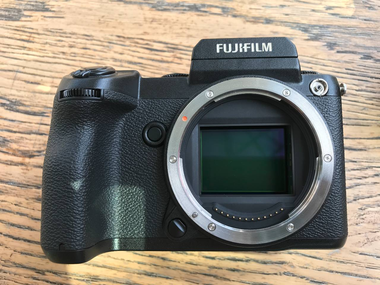 Test Fujifilm GFX 50S - Mittelformat spiegellos