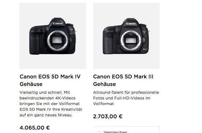 Warum sind digitale Kameras so teuer?